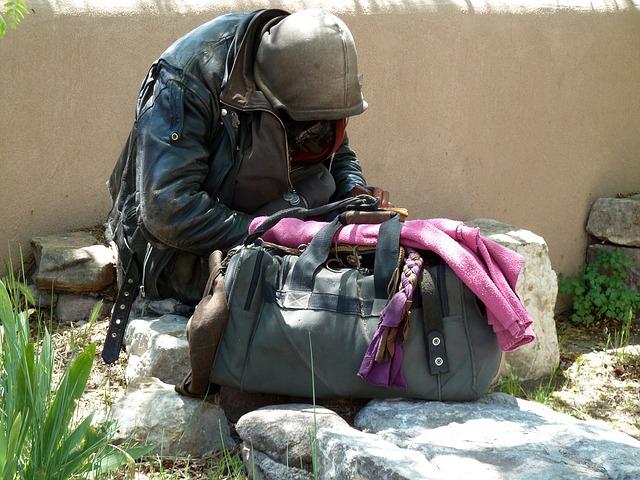 Obdachlos ist keine Berufsbezeichnung