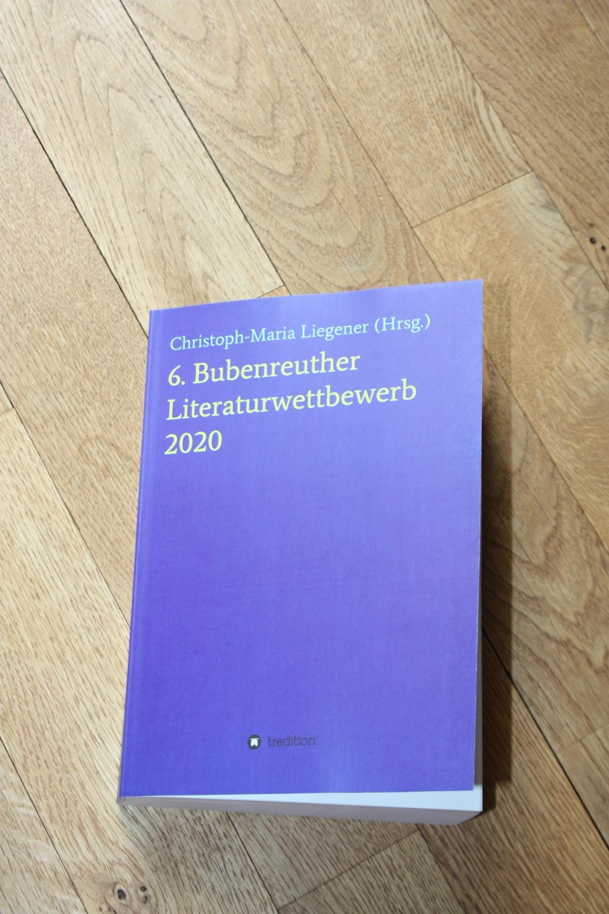 6. Bubenreuther Literaturwettbewerb